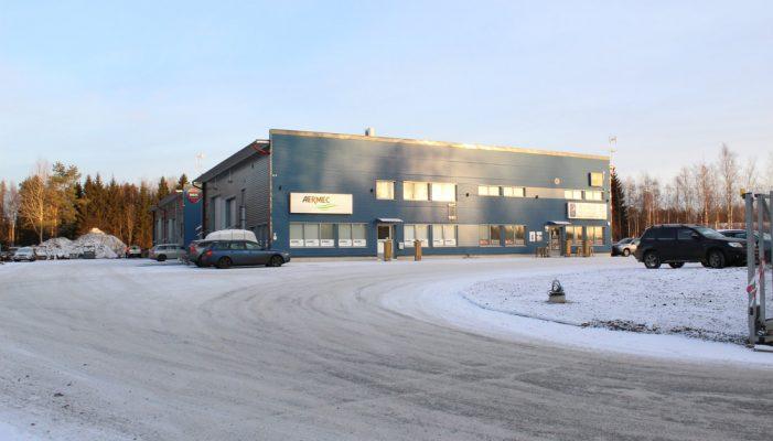 Rusko Business Park 1, Oulu