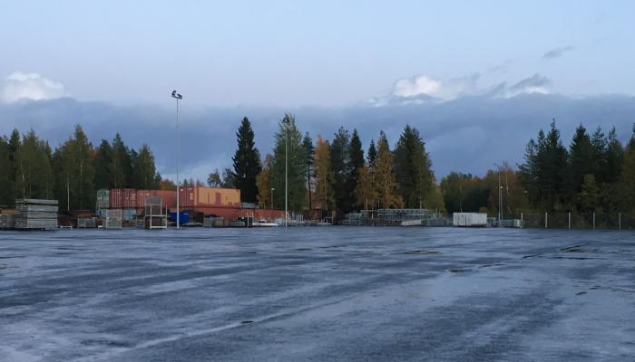 Piuhakuja 1, Rusko, Oulu