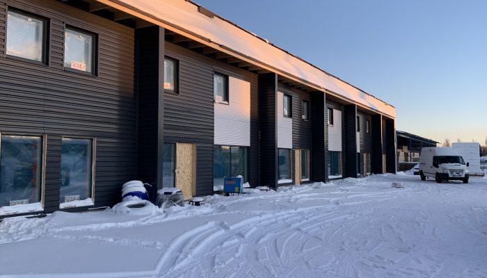Moreenitie 15, Oulu