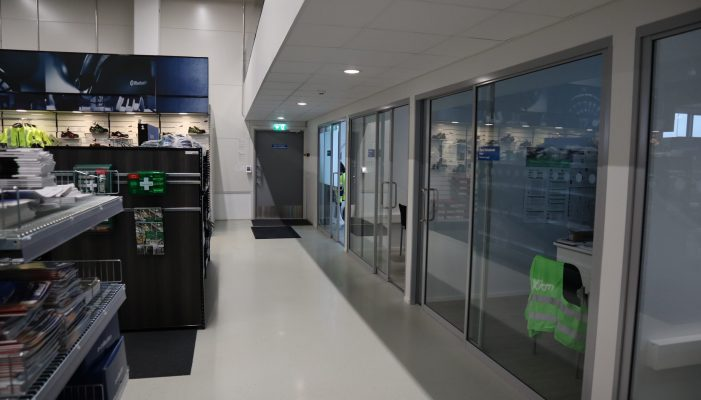 Terwa Business Park 2, Oulu
